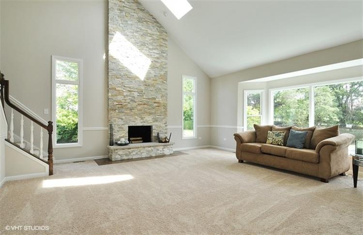 Naperville Fireplace
